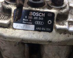 Блок ABS Ауди 80 Б4 4A0614111A - купить на разборке в Минске