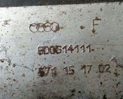 Блок ABS Audi A4 B5 8D0614111 - купить на разборке в Минске