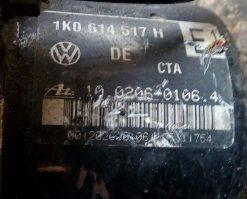 Блок ABS Volkswagen Golf Plus 1K0907379K / 1K0614517H - купить в Минске