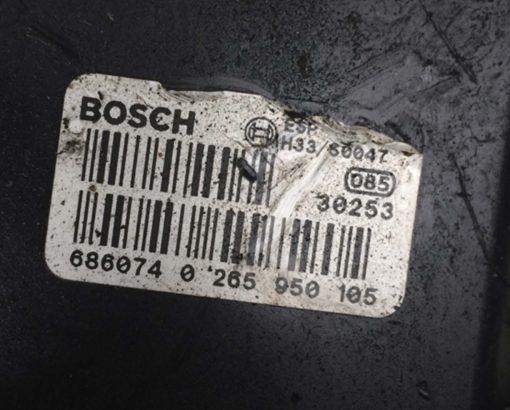 Блок ABS Volkswagen Phaeton 3D0614517AK 0265950105 - купить в Минске