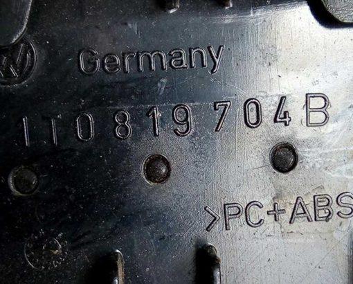 Дефлектор Volkswagen Touran правый 1T0819704B - купить в Минске