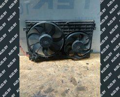 Диффузор вентилятора Volkswagen Golf 5 1K0121207T - купить в Минске
