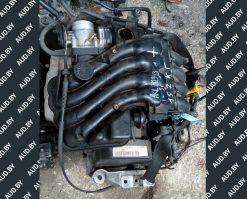 Двигатель AKL 1.6 бензин - купить на разборке в Минске