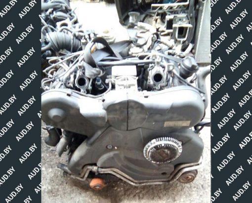 Двигатель AKN 2.5 TDI Audi A6 C5 - купить на разборке в Минске