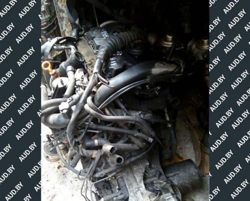 Двигатель AVB 1.9 TDI на Volkswagen Passat B5 - купить в Минске