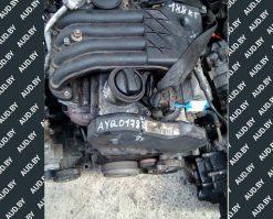 Двигатель AYQ 1.9 SDI Volkswagen Golf 4 купить на разборке в Минске