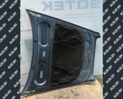 Капот Audi A6 C6 темно-синий - купить на разборке в Минске