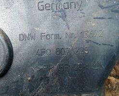 Крепление переднего бампера Audi A6 C6 правое 4F0807228 - купить в Минске