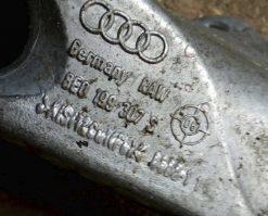 Кронштейн двигателя Audi A4 B7 левый 8E0199307S купить в Минске