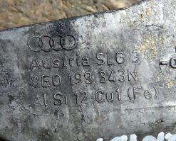 Кронштейн двигателя Audi A4 B7 передний 8E0199343N купить в Минске