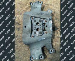 Кронштейн коробки передач Audi A6 C6 4F0399283L - купить в Минске