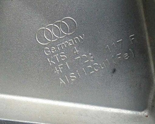 Педальный мост Audi A6 C6 4F1723117F купить на разборке в Минске