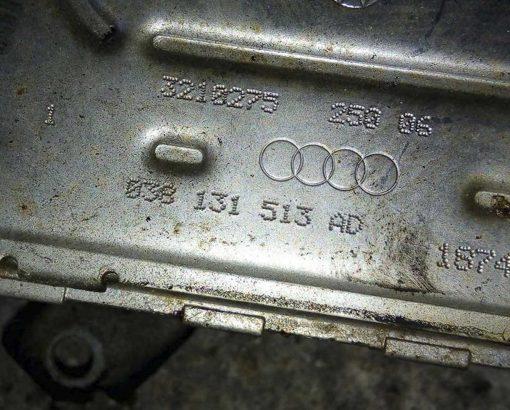 Радиатор системы EGR Audi A3 8P 1.9 TDI 038131513AD - купить в Минске