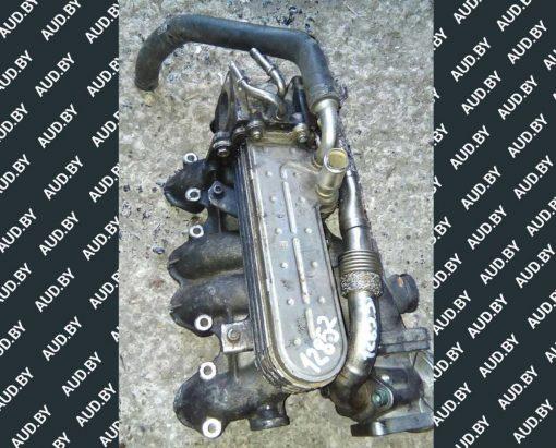 Радиатор системы EGR Volkswagen Golf Plus 1.9 TDI 038131513AD - купить в Минске