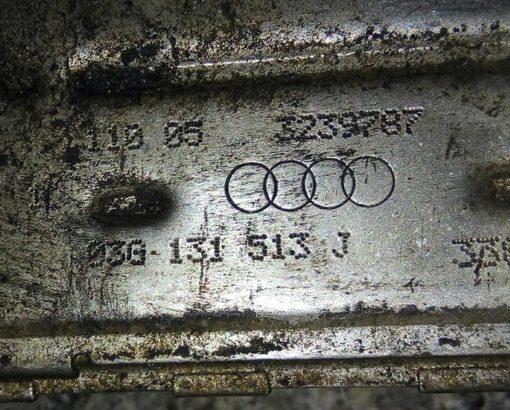 Радиатор системы EGR Volkswagen Passat B6 2.0 TDI 03G131513J - купить в Минске