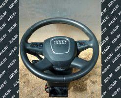 Руль Audi A6 C6 / Ауди А6 С6 c кнопками купить на разборке в Минске