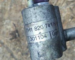 Трубка кондиционера Volkswagen T5 1.9 TDI AXC 7H1820741H - купить в Минске