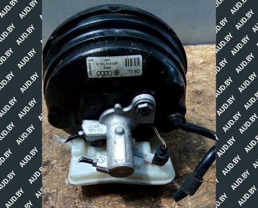 Усилитель тормозов вакуумный Audi A6 C6 4F0612105G - купить в Минске