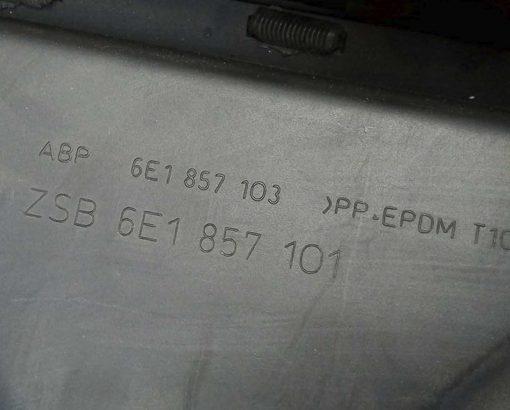 Бардачок Volkswagen Lupo 6E1857101 - купить на разборке в Минске