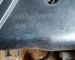 Дефлектор Audi A6 C5 4B0819203E - купить на разборке в Минске