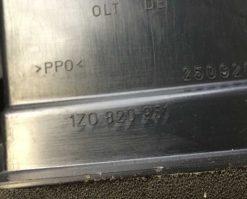 Дефлектор Шкода Октавия А5 центральный 1Z0820951 купить в Минске