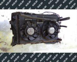 Диффузор вентилятора Audi 100 / A6 C4 4A0121207H купить в Минске