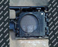 Диффузор вентилятора Фольксваген Гольф 4 1J0121207 - купить в Минске