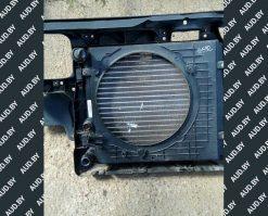 Диффузор вентилятора Volkswagen Golf 4 1J0121207 - купить в Минске