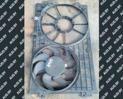 Диффузор вентилятора Volkswagen Touran 1K0121207J - купить в Минске