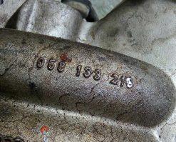 Коллектор впускной Audi A6 C5 1.8 бензин 058133216 - купить в Минске
