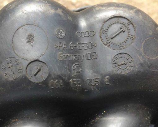 Коллектор впускной Volkswagen Golf 4 1.6 бензин 06A133205E - купить в Минске