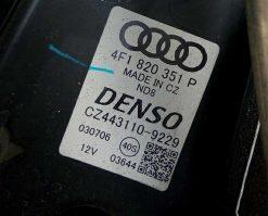 Корпус печки Audi A6 C6 4F1820351P - купить на разборке в Минске
