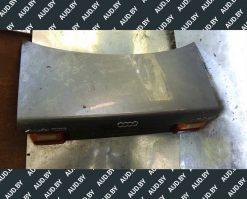 Крышка багажника Audi 100 C4 серая - купить на разборке в Минске
