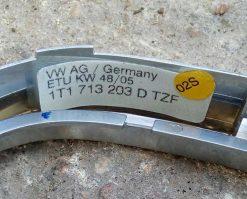 Накладка кулисы АКПП Volkswagen Touran 1T1713203D - купить в Минске