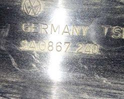 Обшивка стойки Volkswagen Passat B4 правая нижняя 3A0867240 - купить в Минске