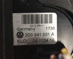 Переключатель света Volkswagen Phaeton 3D0941531A - купить в Минске