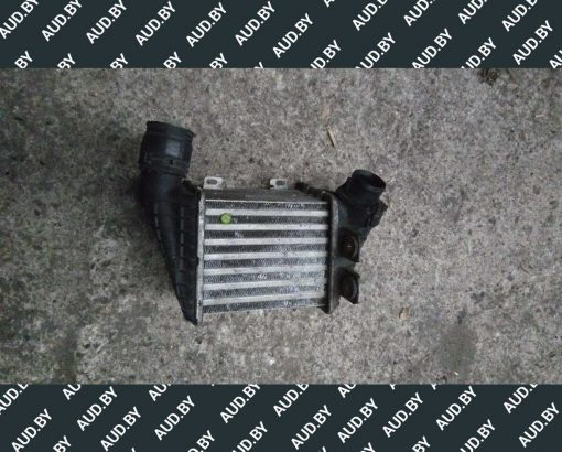 Радиатор интеркулера Volkswagen Golf 3 1.9 TDI 1H0145805B - купить в Минске