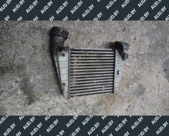 Радиатор интеркулера Volkswagen Phaeton 3.0 TDI левый 3D0145785 - купить в Минске