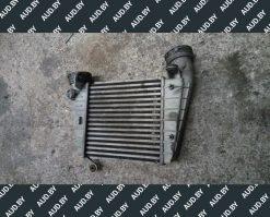 Радиатор интеркулера Volkswagen Phaeton 3.0 TDI правый 3D0145788 - купить в Минске