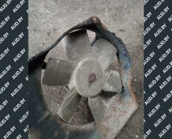 Вентилятор радиатора Audi 80 B3 - купить на разборке в Минске