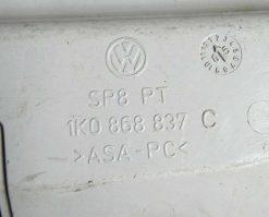 Вещевой ящик Volkswagen Golf 5 / Passat B6 1K0868837C - купить в Минске