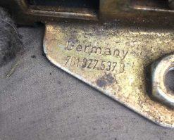 Замок крышки багажника Volkswagen T4 распашной 701827537B - купить в Минске