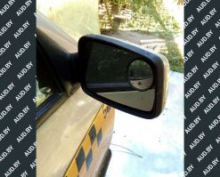 Зеркало боковое Seat Toledo правое серебро - купить в Минске
