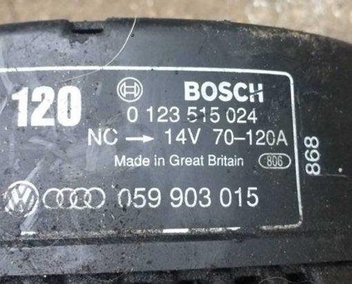 Генератор 2.5 TDI 059903015 - купить на разборке в Минске