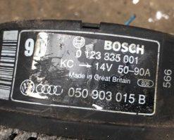 Генератор Audi 100 C4 90A 050903015B - купить на разборке в Минске