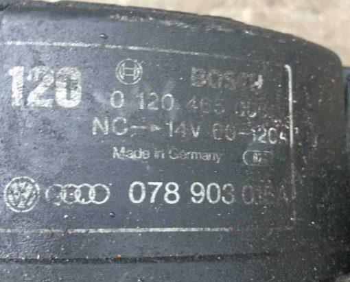 Генератор Audi, Volkswagen 120A 078903015A - купить в Минске