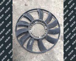 Крыльчатка вентилятора 2.5 TDI 059121301E - купить на разборке в Минске