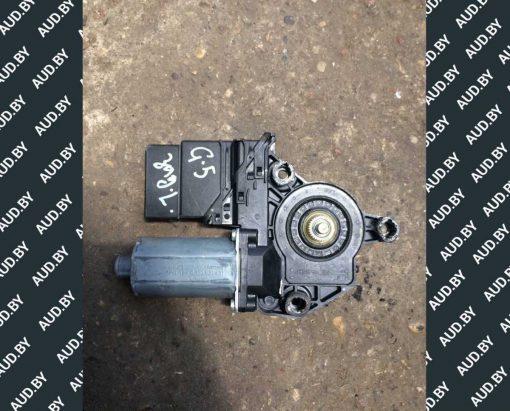 Моторчик стеклоподъемника Volkswagen Golf 5 передний левый 1K4837401S / 1K0959793J - купить в Минске