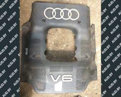 Накладка декоративная на ДВС Audi A6 C5 2.4-2.8 бенз 078103927P - купить в Минске