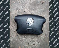 Подушка безопасности Volkswagen Golf 4 в руль 3B0880201BM - купить в Минске